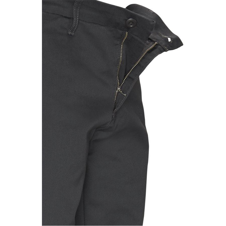 SID PANT I003367 - Sid Pant - Bukser - Slim - BLACKSMITH RINSED - 4